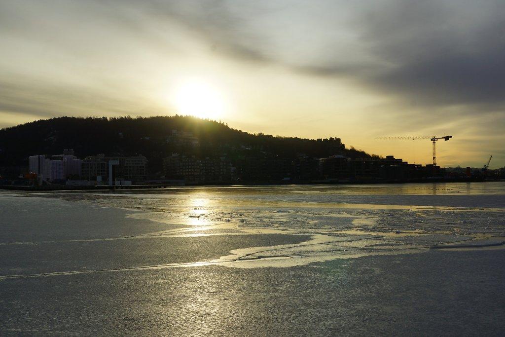 Norge, i vinter