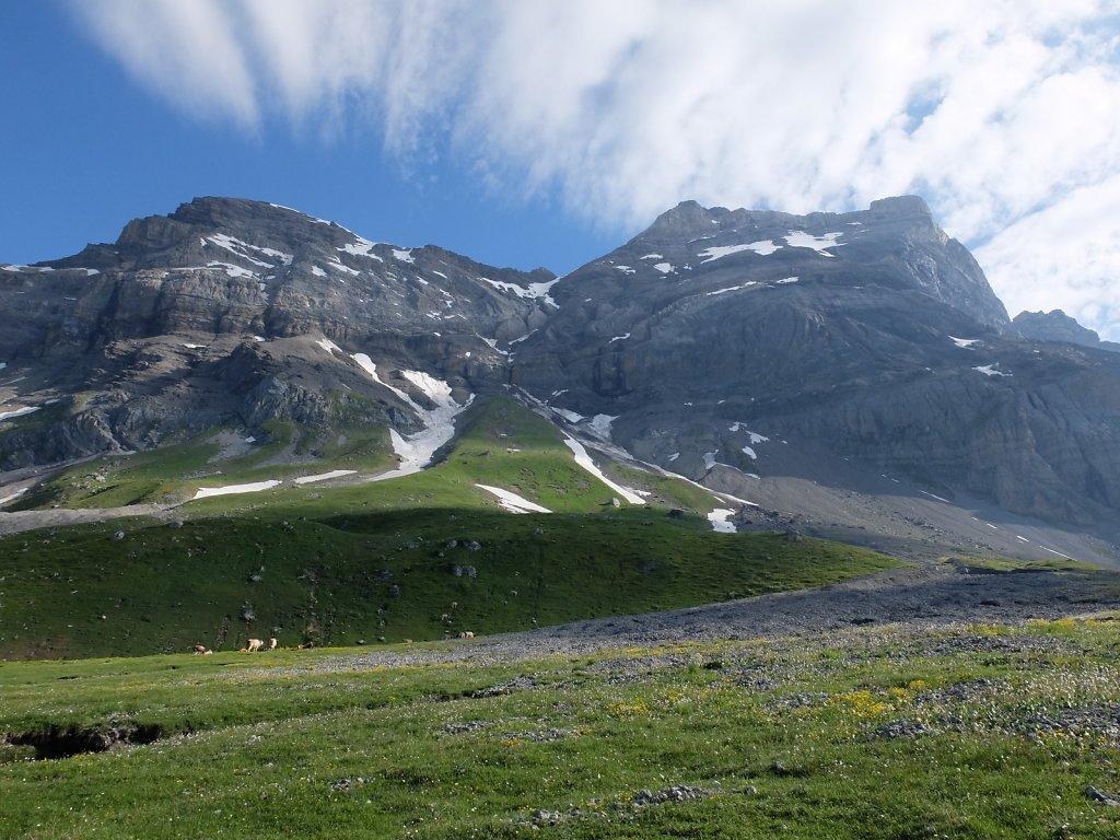 Switzerland, hiking